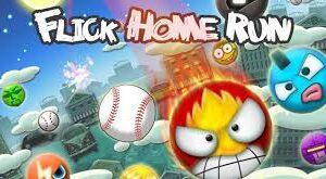 El Home Run de Flick puede parecer un juego para los aficionados al béisbol, pero no lo es. Este es un juego casual típico que puede ser jugado cuando usted tiene un par de minutos libres. También es bueno para sesiones de juego más largas. Este es un juego que se puede explicar en una o dos oraciones, pero hay mucha complejidad debajo, que es lo que capturó a millones de sus jugadores activos. En pocas palabras, este juego te ofrece el desafío de golpear una bola lanzada tan fuerte como puedas. La pelota aterriza en algún lugar fuera del parque, por lo que debe buscar maneras de infligir más daño a los coches y edificios. Estoy seguro de que esto suena como un juego de béisbol regular (o no tan regular), pero no hay bateadores, bases o jardineros, o algo similar. Tampoco hay murciélagos virtuales, ya que hay que usar el dedo como murciélago. Como se puede ver, este es un juego de béisbol muy simplificado con algunas reglas fuera de lo común. Así es como juegas al Home Run de Flick. Hay que colocar el dedo en el lado izquierdo de la pantalla y luego se lanza la pelota. La complejidad del juego reside en este mecanismo. Como hay diferentes tipos de pelotas, tendrás que ajustar tu tono para sacarlo del parque. Obtienes puntos por cada pie que la bola viaja y hay bonos si golpeas algunos objetivos inusuales. Por otro lado, juegas contra tu barra de vida, que disminuye con cada lanzamiento. También puedes reponer algunos de tus puntos de vida en función de la distancia que alcance tu bola. Por lo general, la salud se pierde si golpeas y fallas, así como si golpeas una bola de foul. También hay un tercer elemento importante que debe tenerse en cuenta. Como se ha dicho antes, hay varias bolas diferentes y no se sabe qué tipo de lanzamiento se avecina. Hay potenciadores que puedes usar para abrir esta opción. Hay pelotas de béisbol regulares, pelotas rápidas, caídas rápidas, curvaturas, y muchas otras. Puedes aprender más sobre sus propiedades en la sección de ayuda del ju