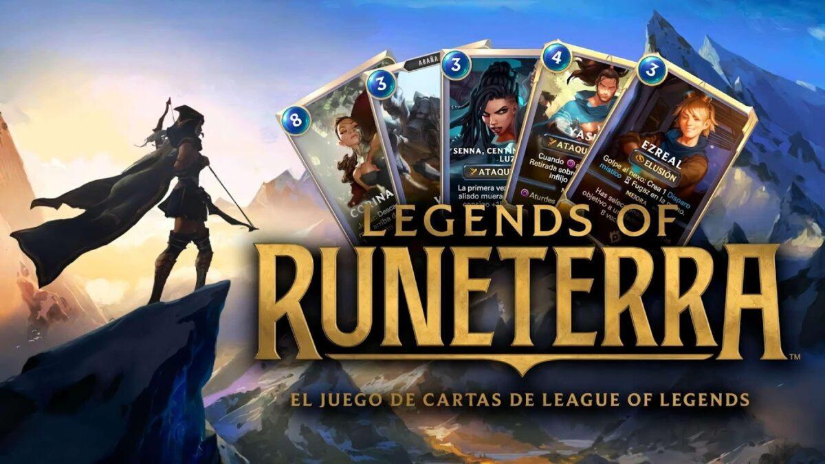 juego cartas league-of-runeterra